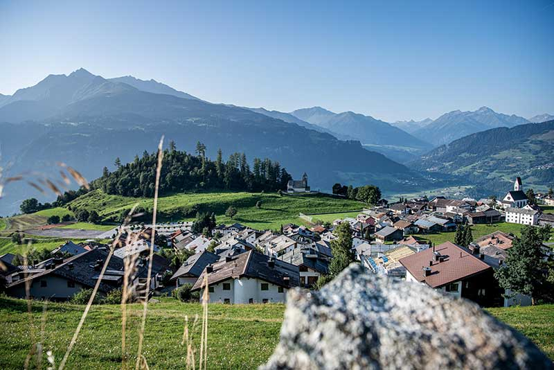 Accommodation in Flims